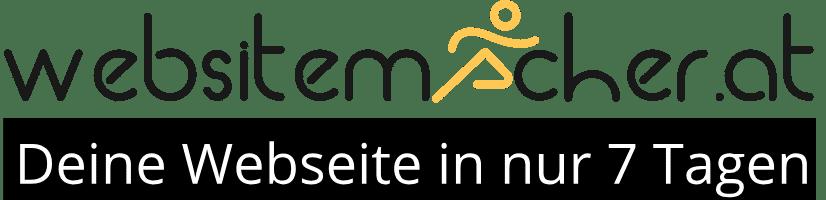websitemacher logo - Deine Webseite in nur 7 Tagen